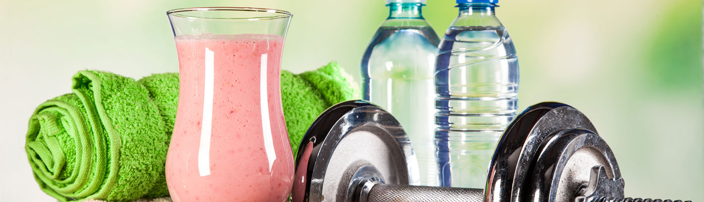 bleiben Sie gesund - mit fitness-konzept
