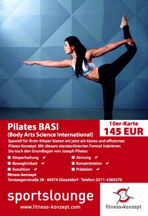 Pilates Basi